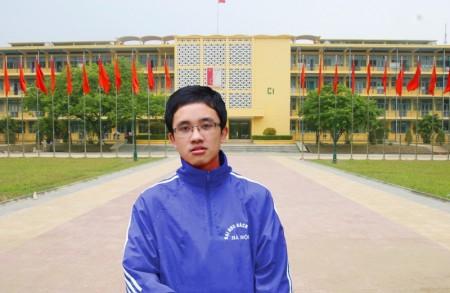 SV Nguyễn Trung Đức - TOEIC 780