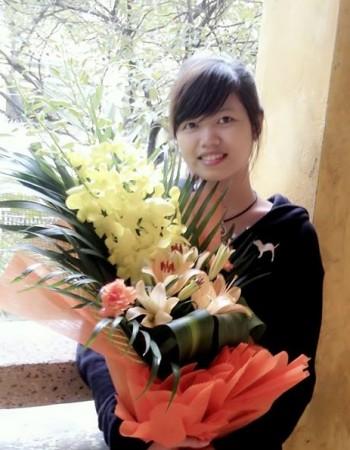 Nguyễn Thị Ngọc Vân - TOEIC 775
