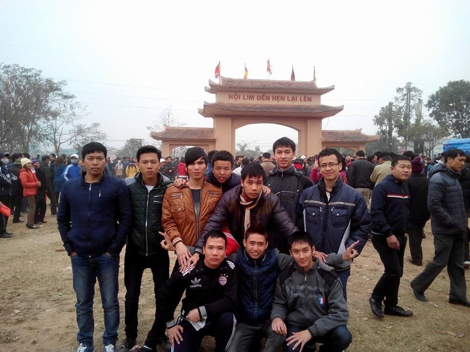 Dương Văn Huỳnh – TOEIC 450, Lớp ĐK & TĐH 04 K57