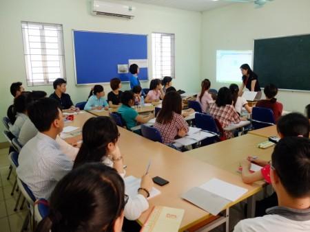 Hướng dẫn SV truy cập khóa học online