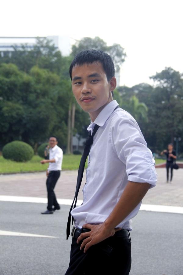 Nguyễn Anh Tân – TOEIC 470, Lớp Công nghệ thông tin 1- K54