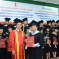 Trao bằng MBA cho 24 học viên tốt nghiệp chương trình SEPT tại Hà Nội