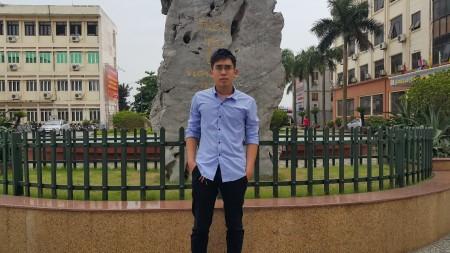 Trần Đình Hưng - TOEIC 590
