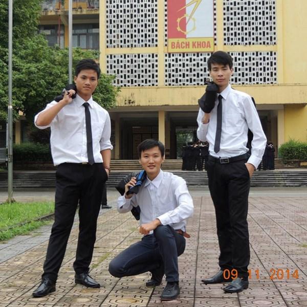 Phạm Thành Luân – TOEIC 495