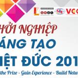Khởi nghiệp sáng tạo Việt Đức 2016