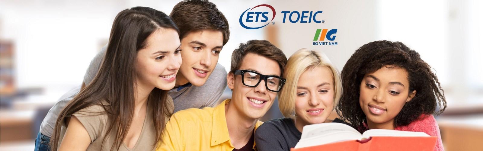 Chương trình cam kết TOEIC 450/500+